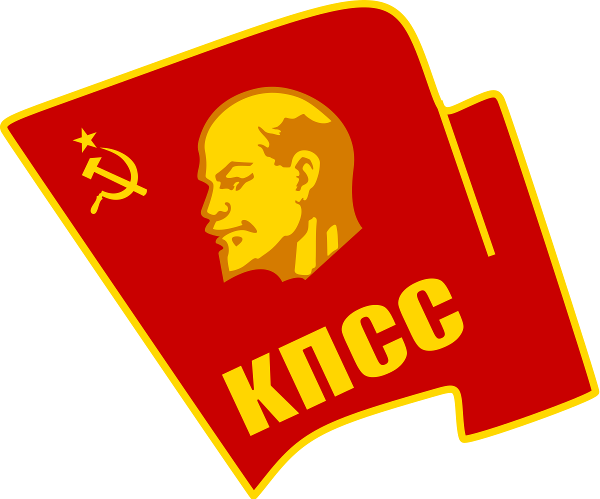Russia drawing anti social. Communist party of the