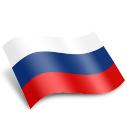 Russia flag png. Icon download not a
