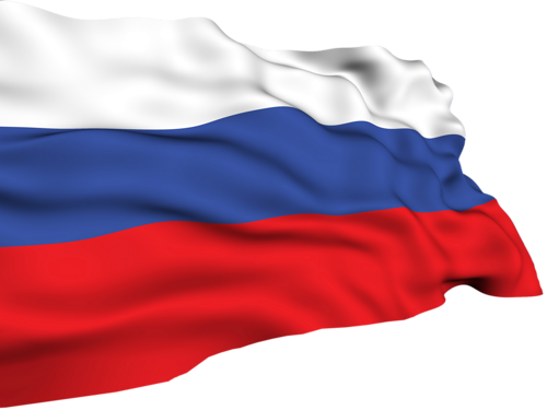Russia flag png.