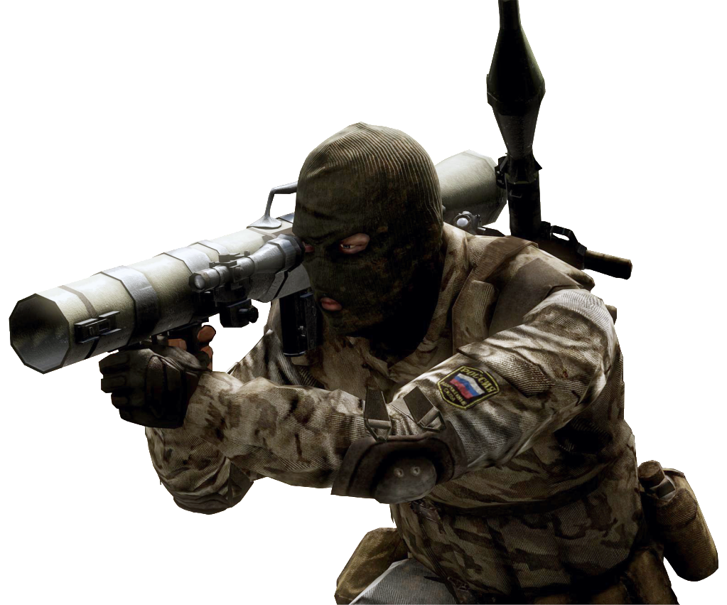 Russian soldier png