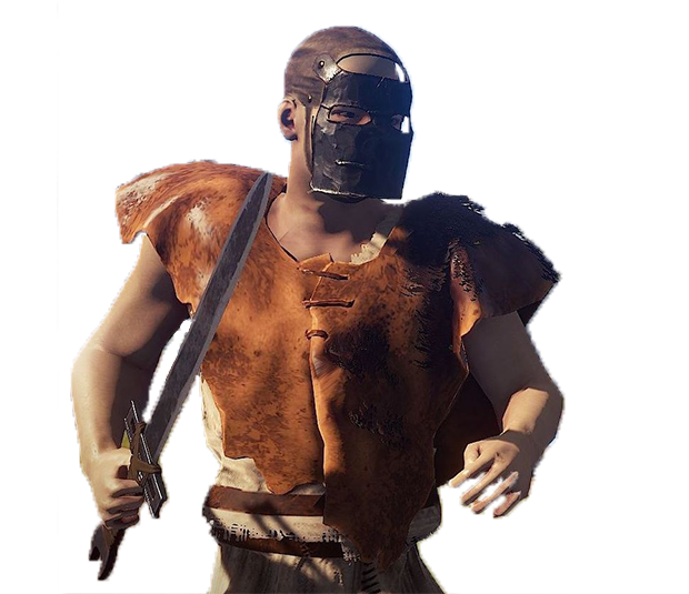 Rust character png. Gamehosting co gamehostingco