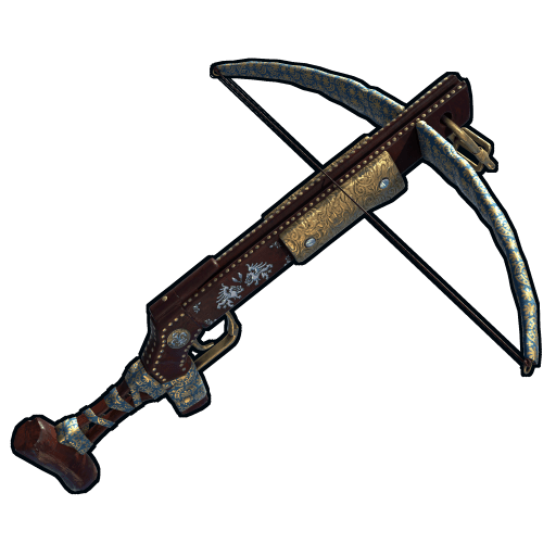 Rust crossbow png. Image engraved icon wiki
