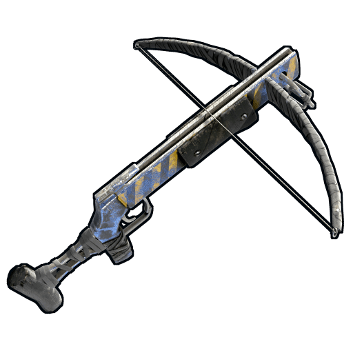 Rust crossbow png