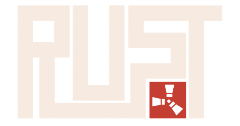 Rust game logo png. Legacy and experimental servers
