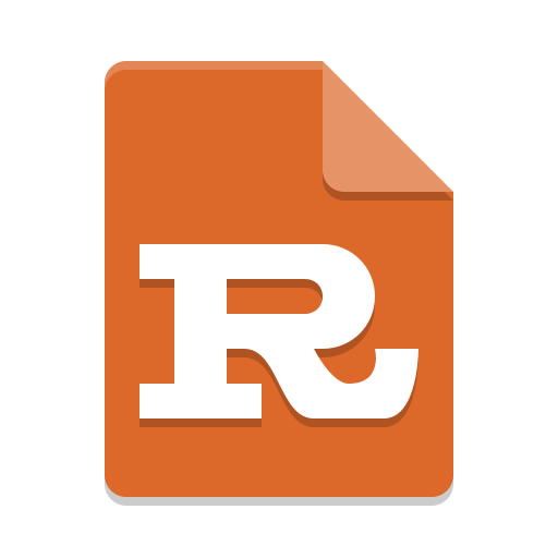Rust game logo png. Text x icon papirus