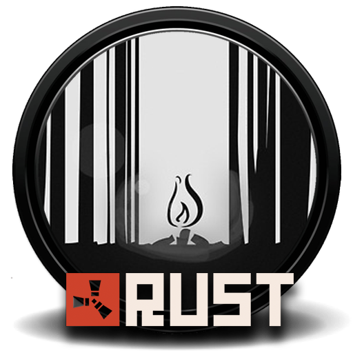 Rust game logo png. Co creator responds to