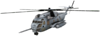 Rust helicopter png. Mh pave low model