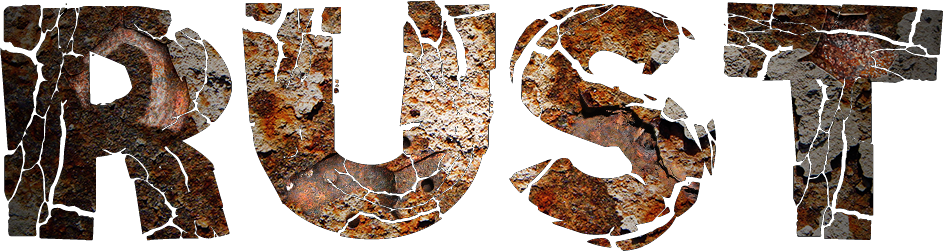 Rust png. Logo by fanamon on