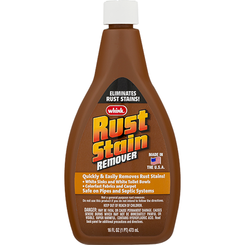 Rust stain png. Remover oz