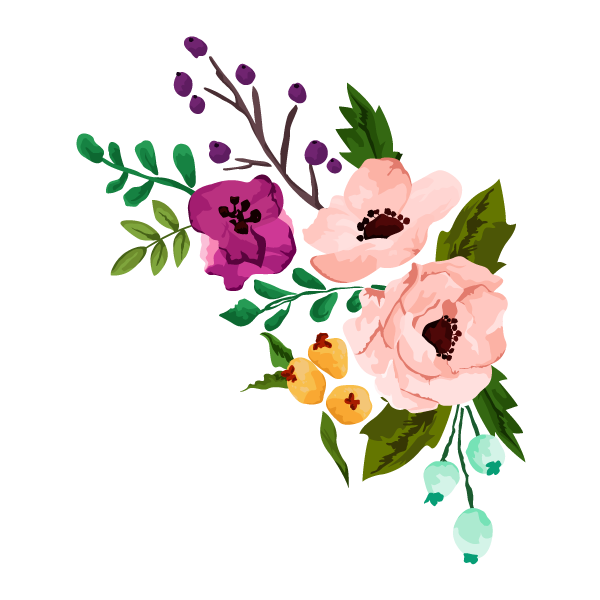 Rustic bouquet png. Lilyroseshandmade contact lets talk