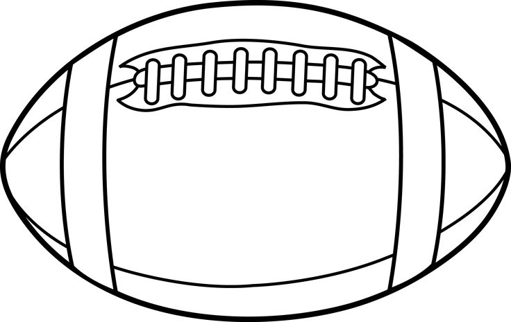 Rustic clipart football. Best images on