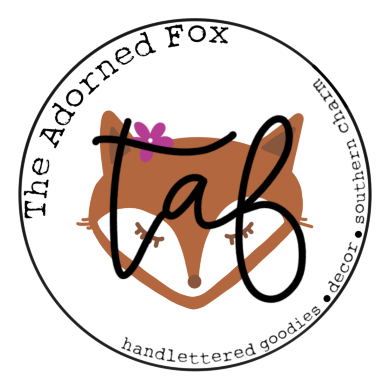 Rustic heart png. The adorned fox