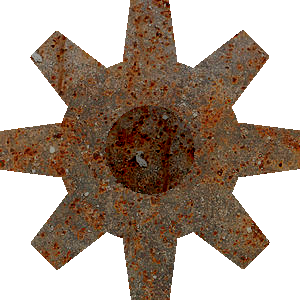 Rusty gears png. Free animated services de