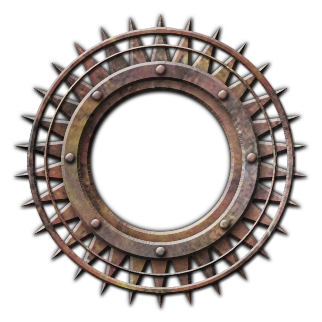 Rusty gears png. Index of mapping overlays