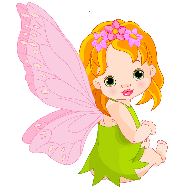 Beautiful fairy png