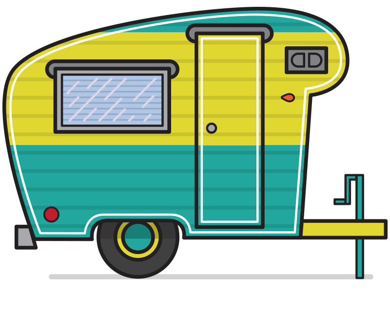 rv svg silhouette