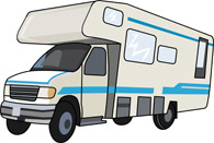 Rv clipart. Free recreational vehicle clip