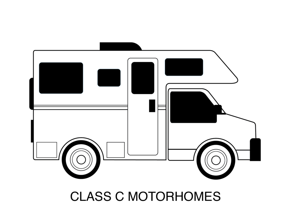 Rv clipart fifth wheel. Summit classcbwpng