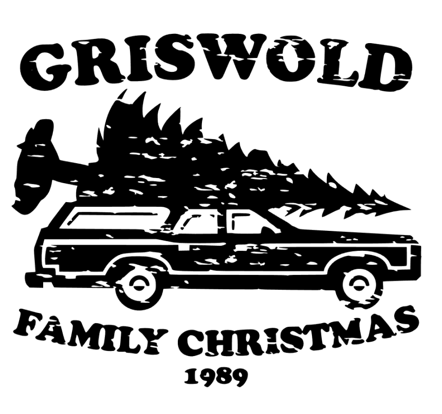 Rv clipart griswold. Family christmas cutting files