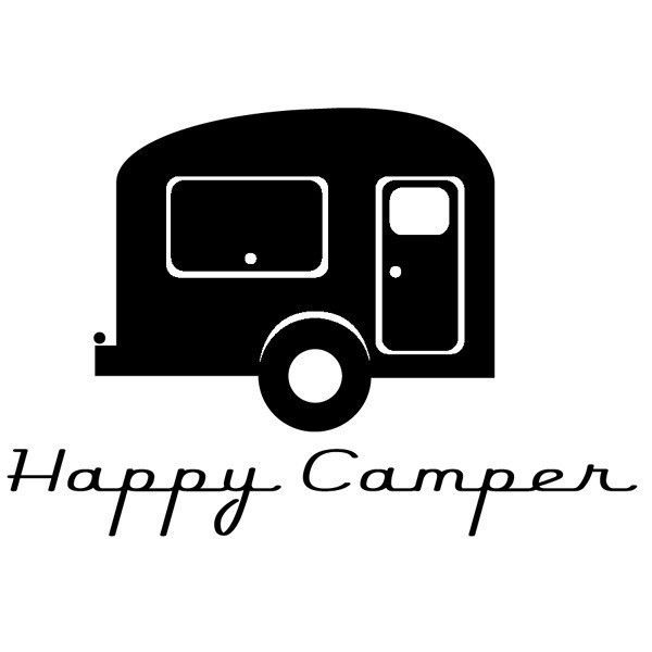 Rv clipart svg. Best vacation camping