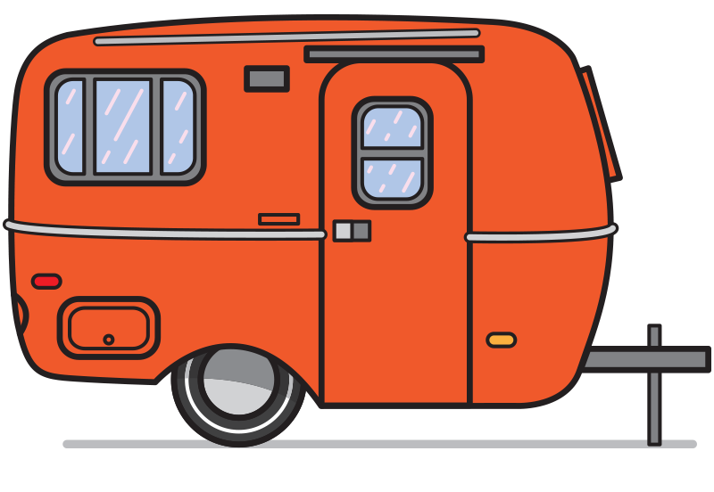 Rv clipart vacation rv. Camper google search camping