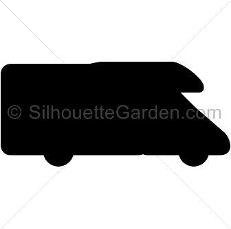 Rv svg silhouette. Pin by muse printables