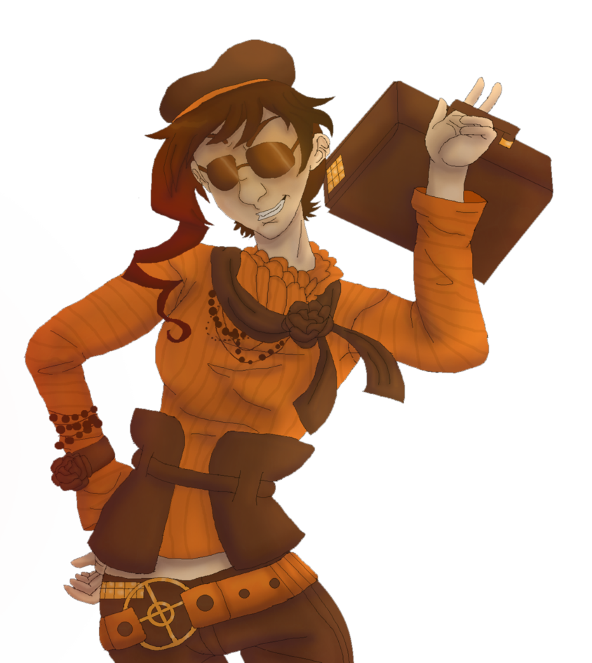 Rwby coco png. By megkingo on deviantart