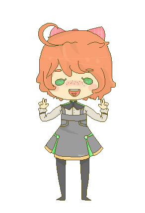 Rwby penny png. Pixel by inkscratches on
