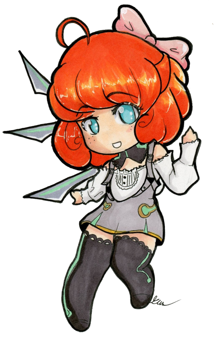 penny transparent rwby