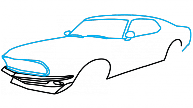 Rx7 Drawing Painting Transparent Png Clipart Free Download Ya