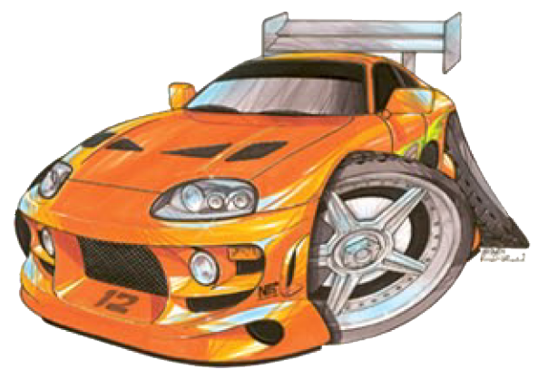 Rx7 drawing supra toyota. Cake toppers x personalised