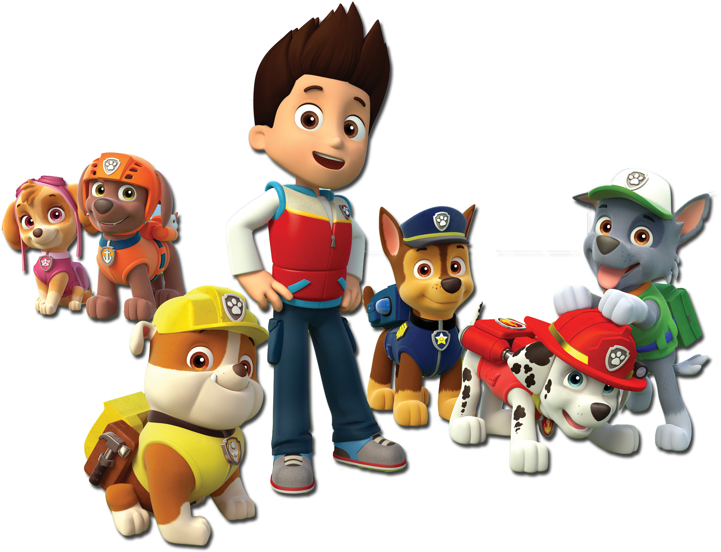 Ryder paw patrol png. Characters for designs birthdays