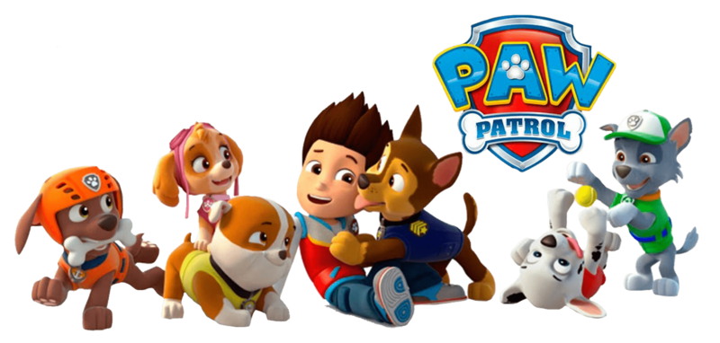 Ryder paw patrol png. Download free with chase