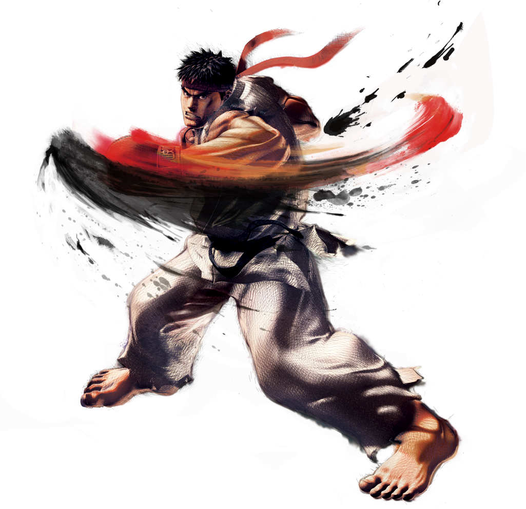 super street fighter 4 png