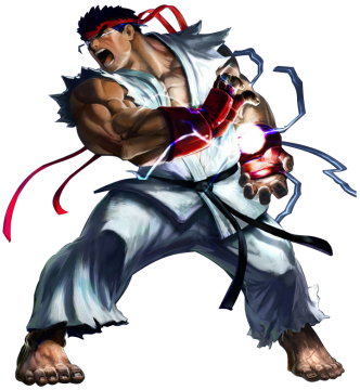 Image fighter street. Ryu transparent png graphic transparent stock