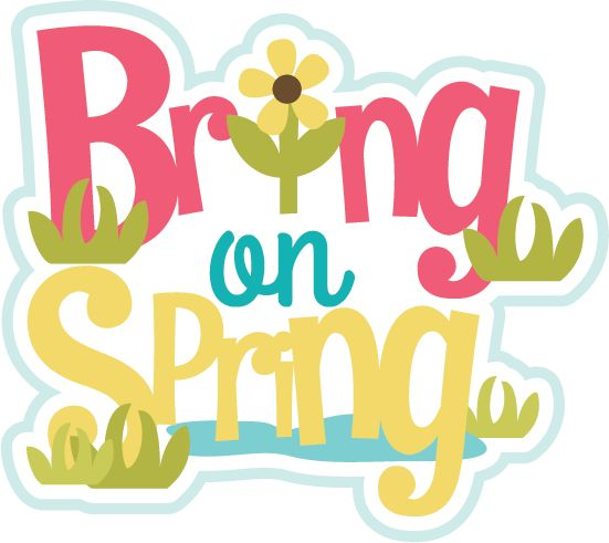 S clipart scrapbook. Happy spring scrapbooking svg