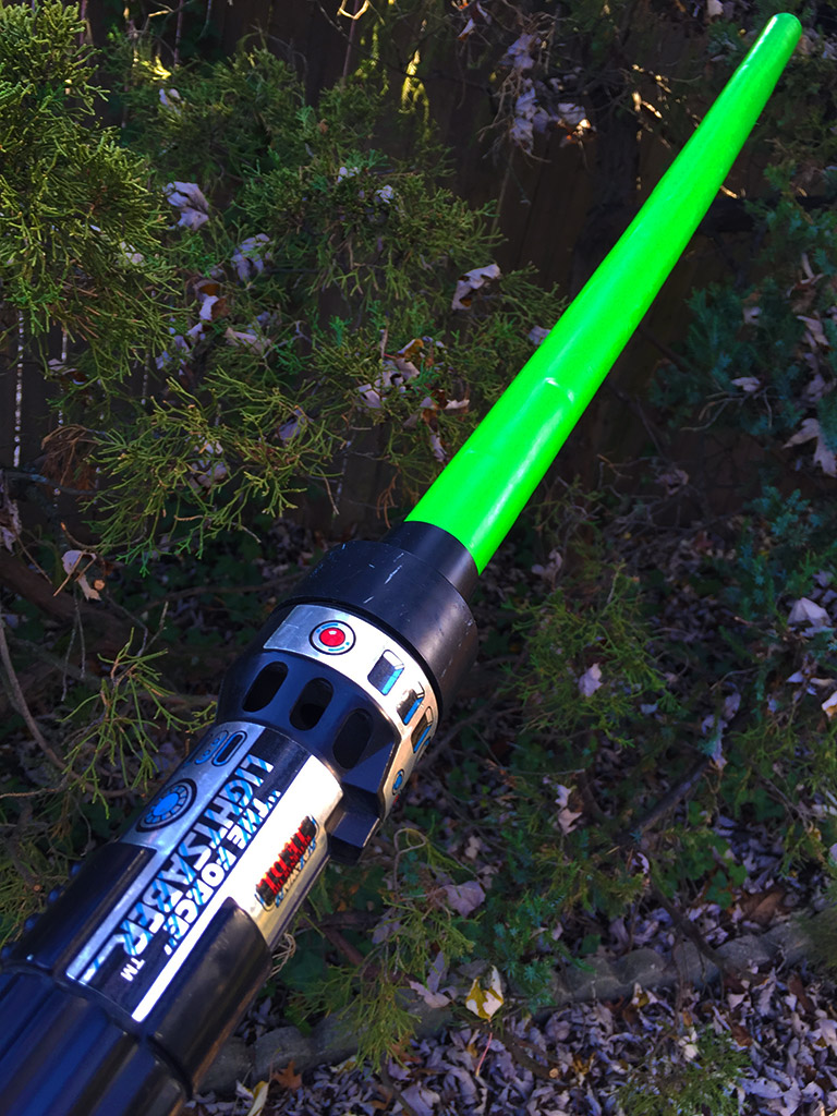 Saber clipart green lightsaber. Playing jedi the history