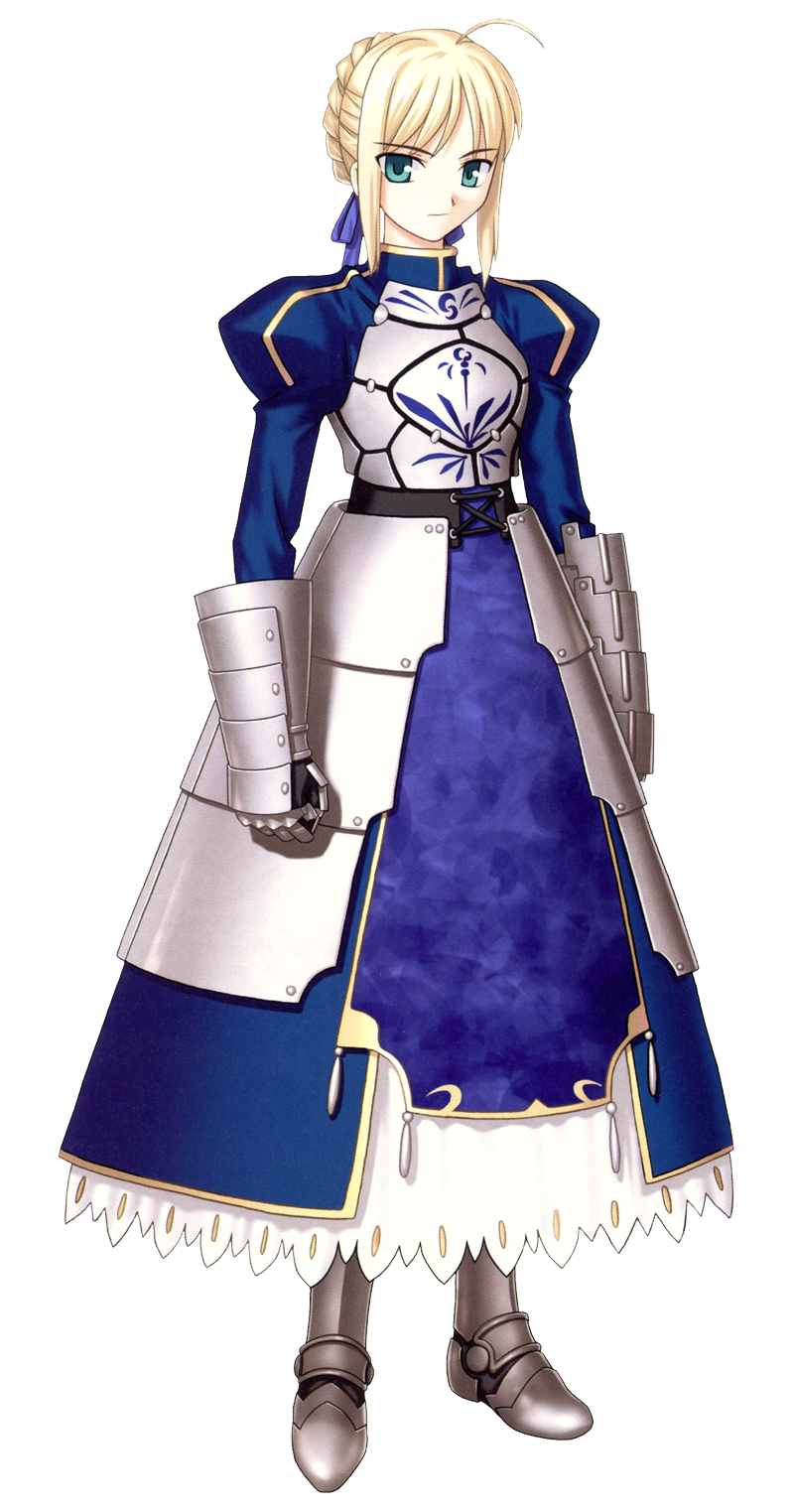 saber transparent vector fate