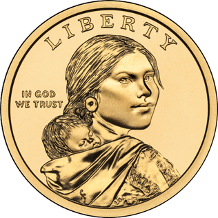 Sacagawea drawing actress. A cereal mystery the