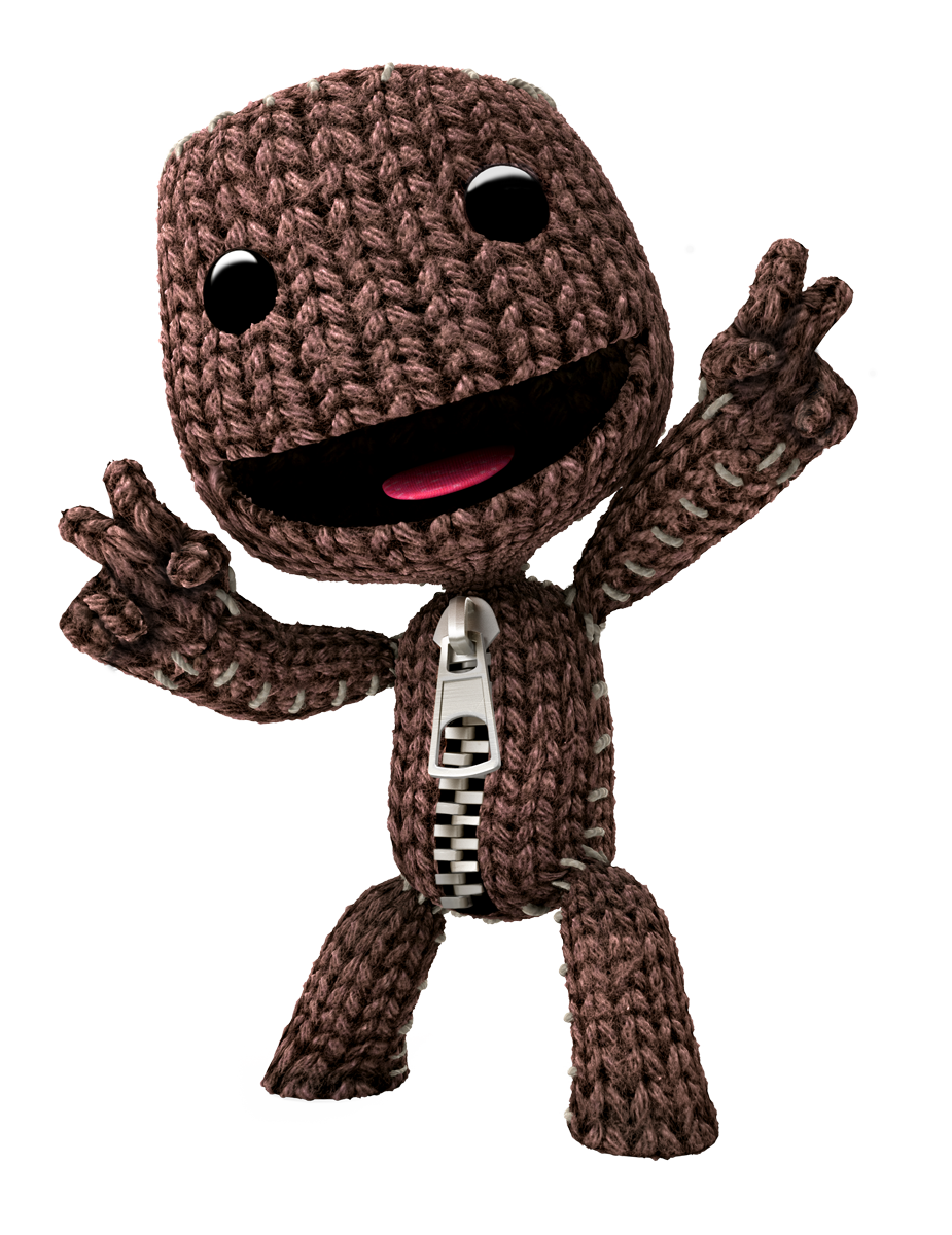 Sack boy png. Image sackboy total warfare