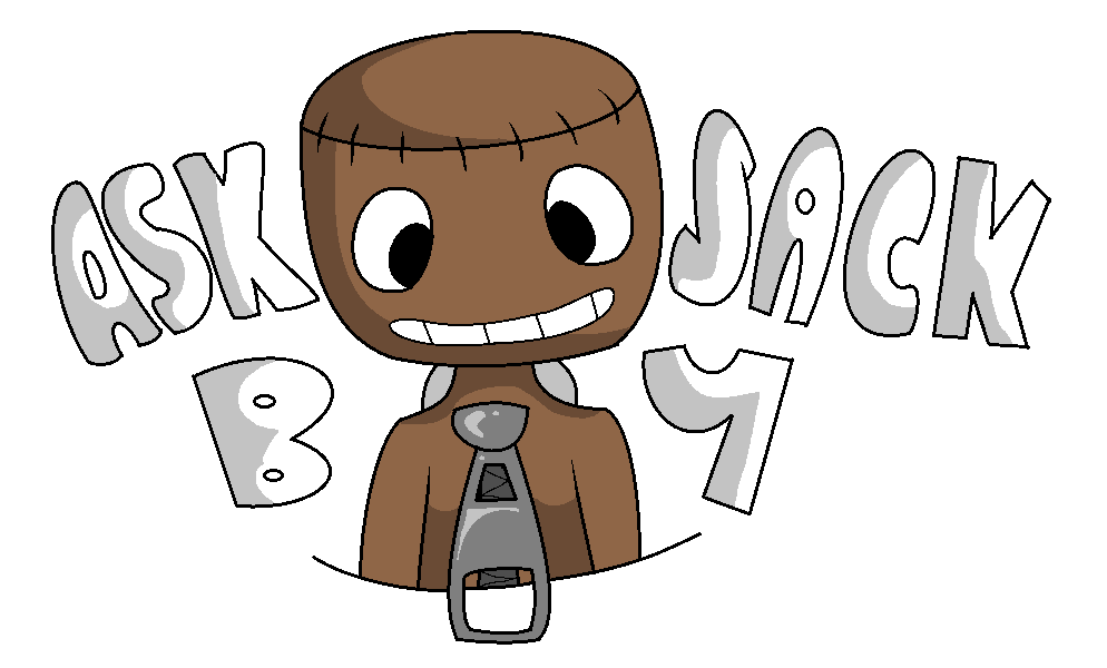Sackboy drawing