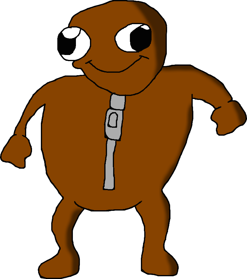 Sackboy drawing. Knows the way by