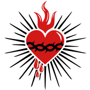 Sacred heart png. Of jesus christ consciousness