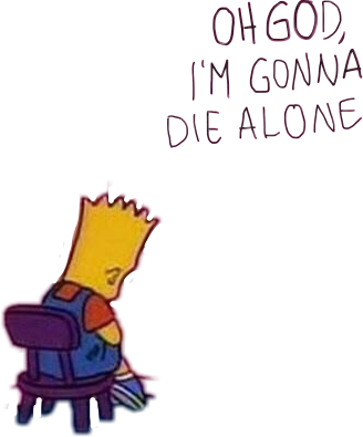 Sad aesthetic png. Wave simpsonwave freetoedit
