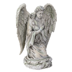 Praying angels png. Angel statue figurine and