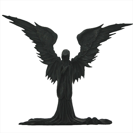 Sad angel png. Download dark clipart hq