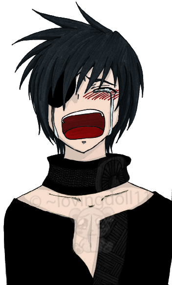 Sad anime boy png. Njtazifol crying images