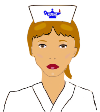 Sad clipart nurse. Letter from a who