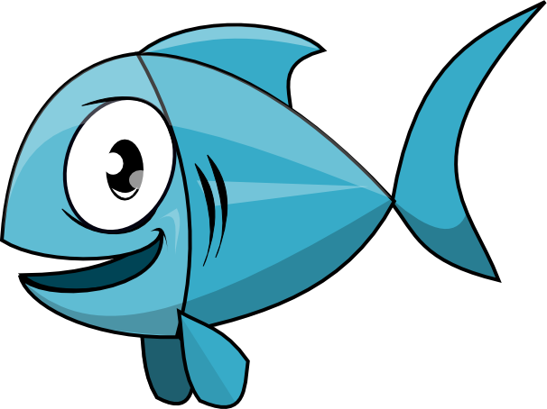 Sad fish png. Free pic of cartoon