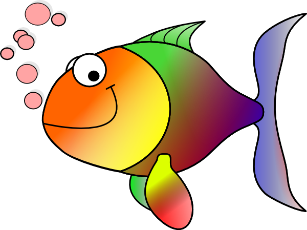 Clip art at clker. Sad fish png picture royalty free download